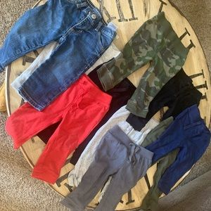 12-18 month fall/winter pants. Old navy. Boys